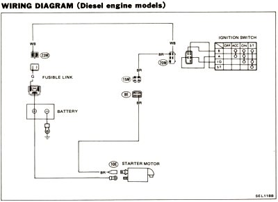 1983 nissan 720 wiring diagram wiring free printable wiring diagrams