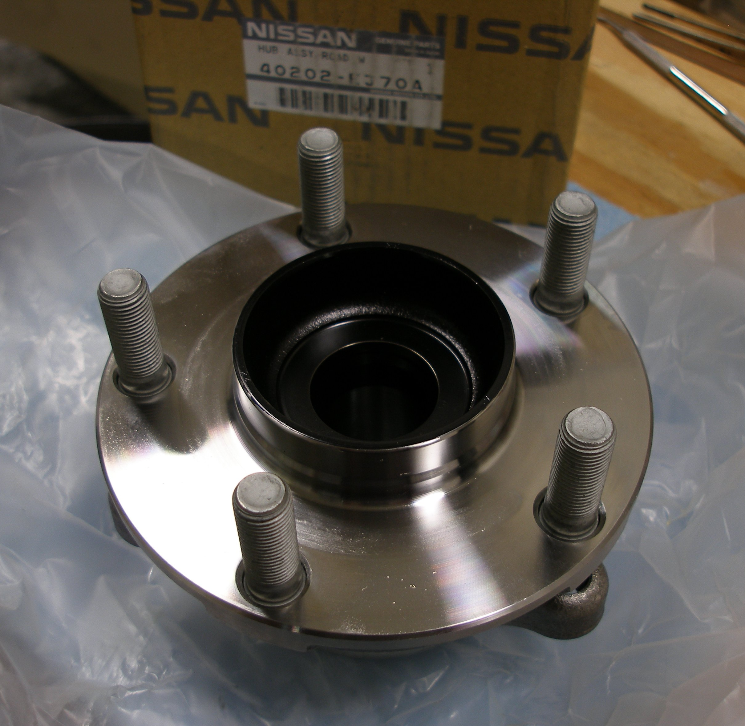 How Do You Diagnose Wheel Bearing Noise Nissan Forum