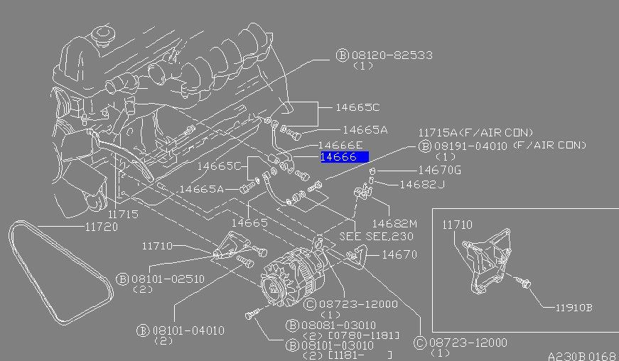 NissanDiesel forums View topic LD28 1983 Maxima Dynamo: 96 nissan maxima alternator wiring diagram at sanghur.org