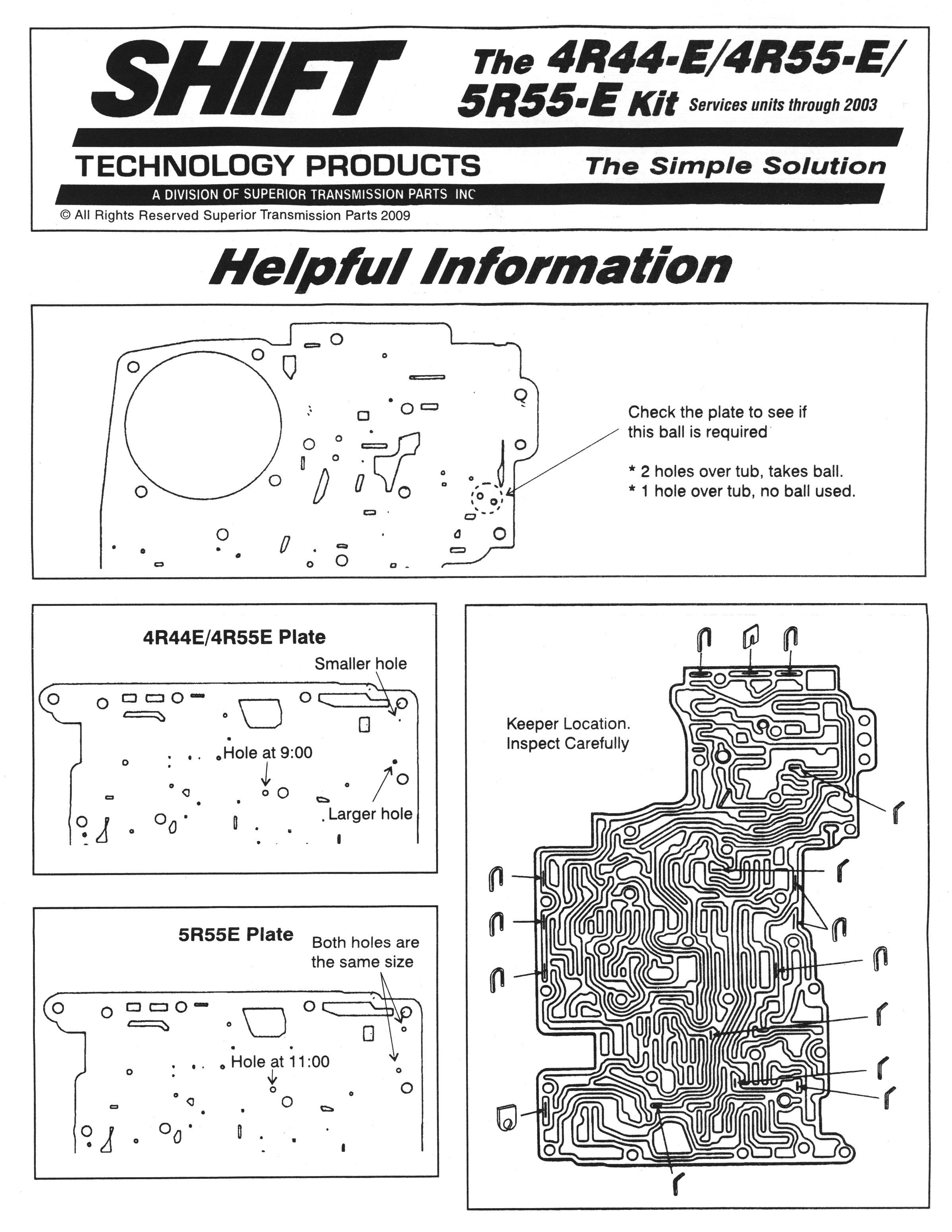 C4 valve body torque specs – Free Apps and Shareware