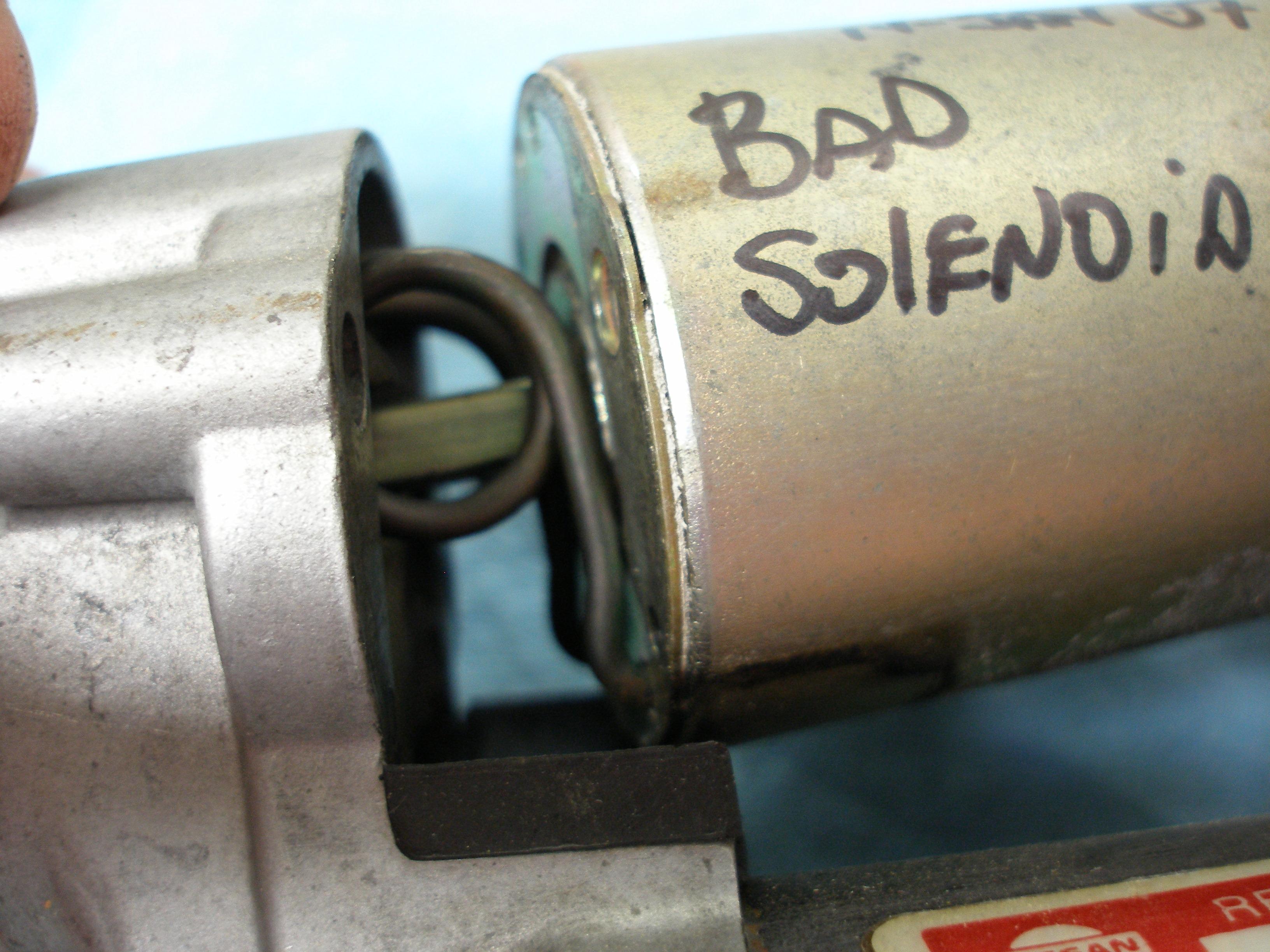 Ld Starter Solenoid B