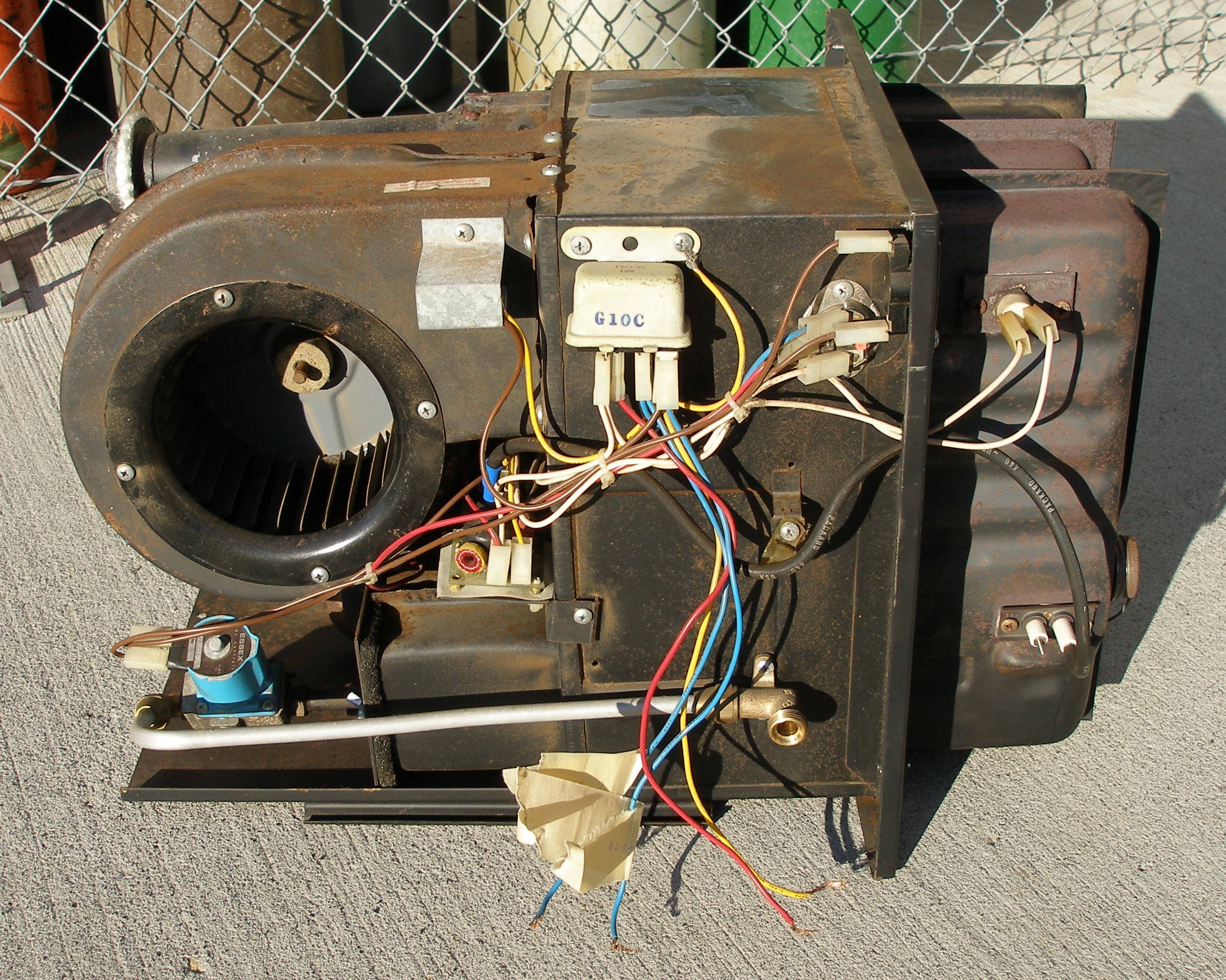 Nissandiesel Forums View Topic Suburban Rv Furnace Model Nt22ce Wiring Image