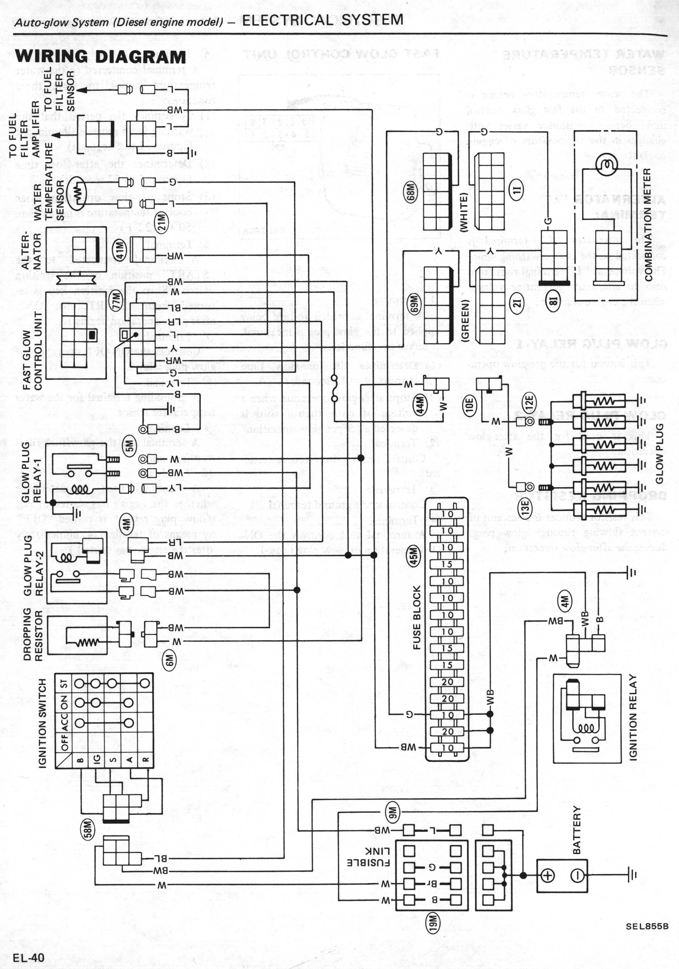 1983 Nissan Maxima Wiring Diagram Will Be A Thing 2009 Radio Nissandiesel Forums U2022 View Topic Hello Everyone New Owner Of An Rh Dyndns Org 2004 Fuse