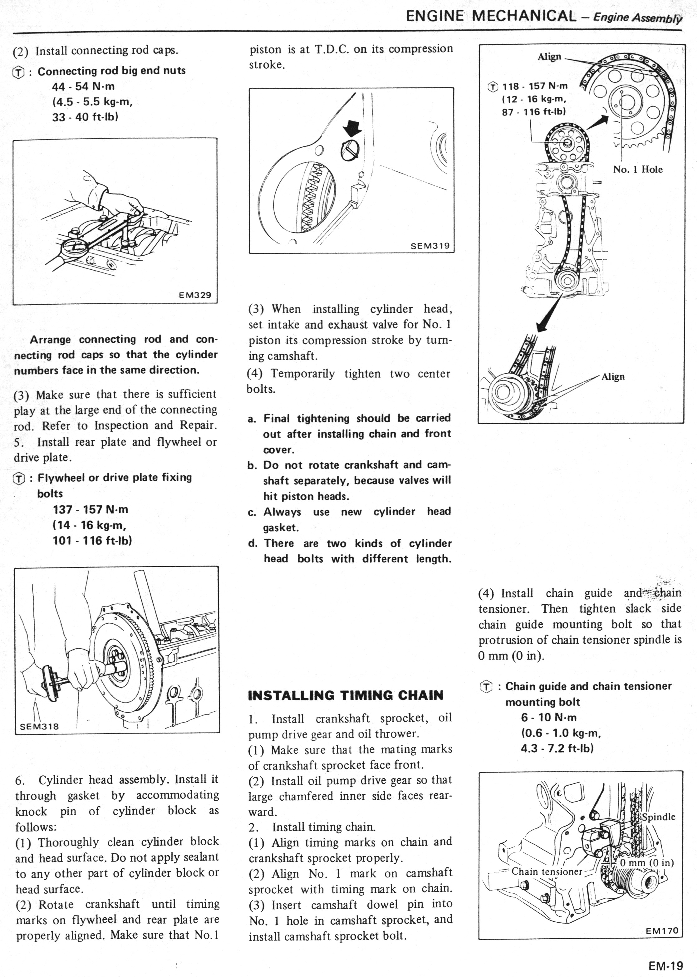 Nissan Ld28 Manual Diesel Engine Schematics 2