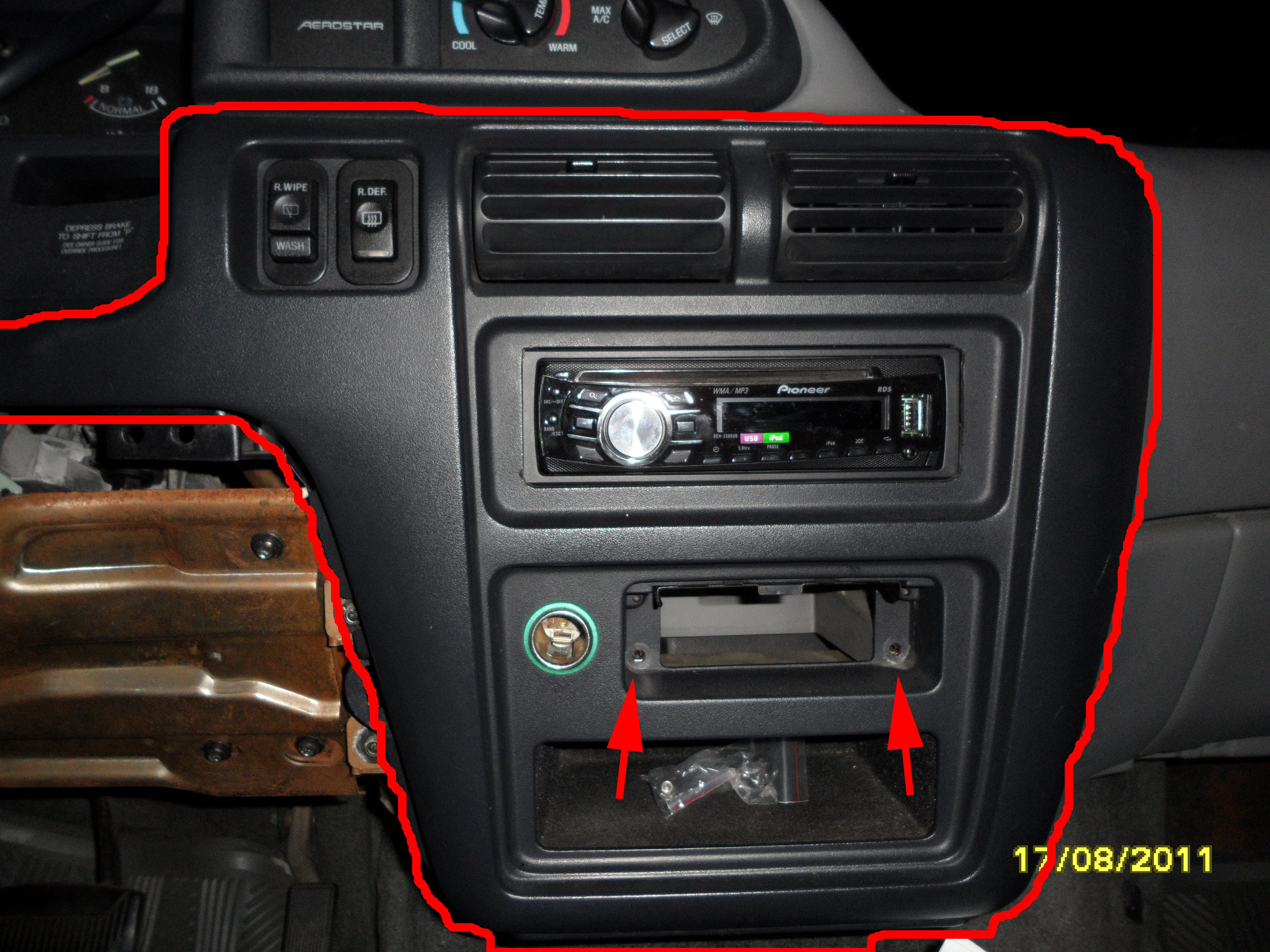 Headlight Switch Connector Replacement 92 On Ford Truck Light Wiring Diagram F250 Enthusiasts Forums